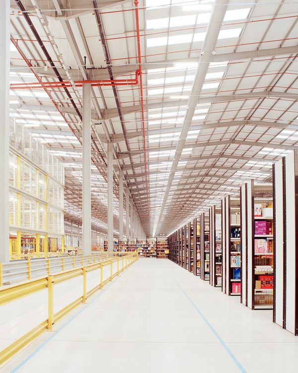 Retail Warehouse Photography