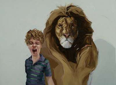 Child and Animal Art