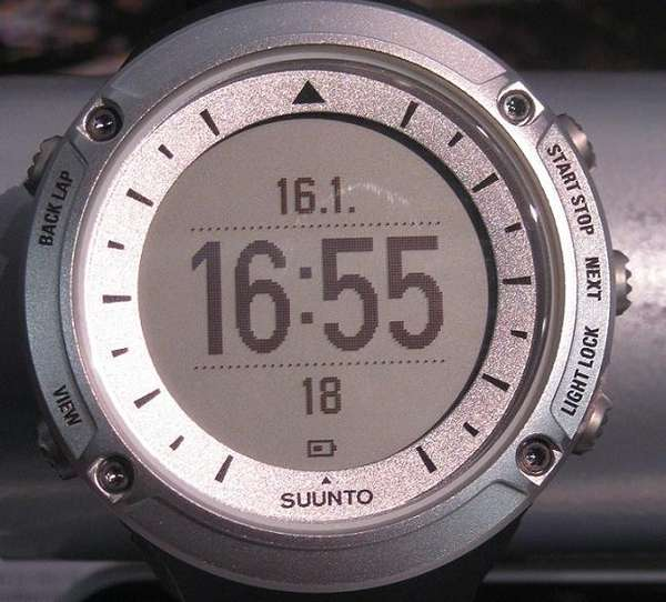 ambit gps-enabled watch