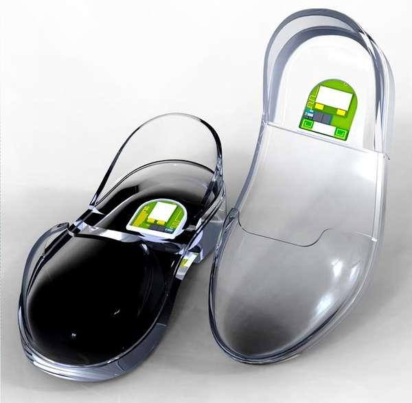 GPS Footwear