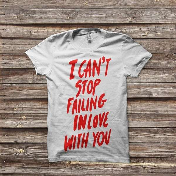 Romantic Message Tees