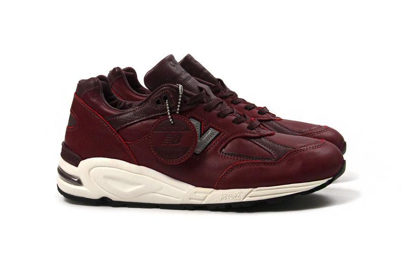 Premium American Leather Sneakers