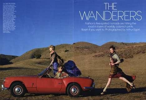 Nomadic Fashiontography