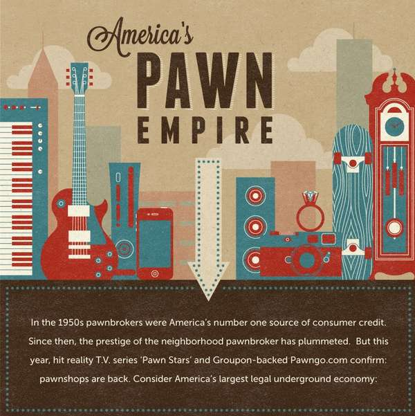 Americas Pawn Empire infographic
