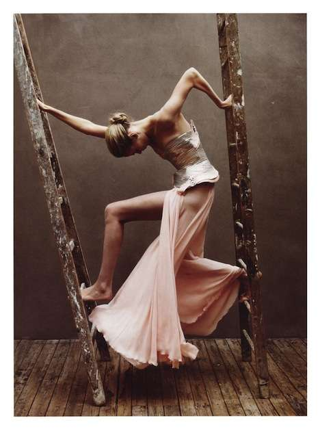 Ballerina-Inspired Photoshoots