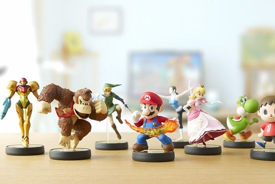 Interactive Gaming Figurines