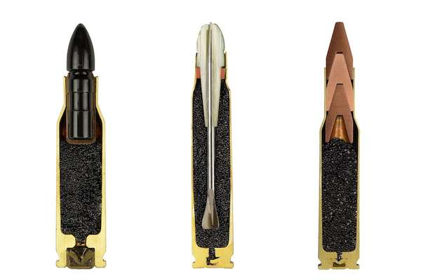 Bisected Bullet Shots