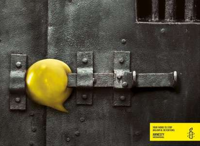 Amnesty International Your Word