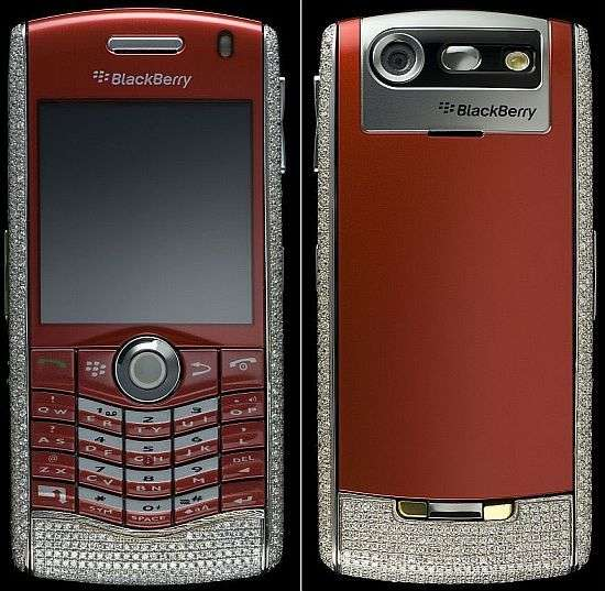 $90,000 Blackberry Pearl