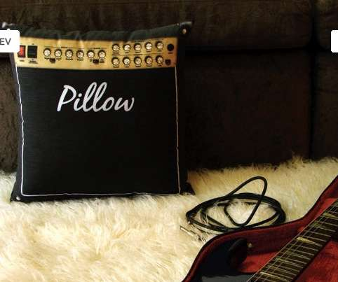 Cushion Amplifiers