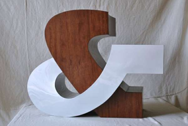 Ampersand Chair