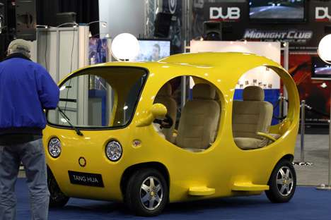 Eco-Friendly Amphibious Vehicles