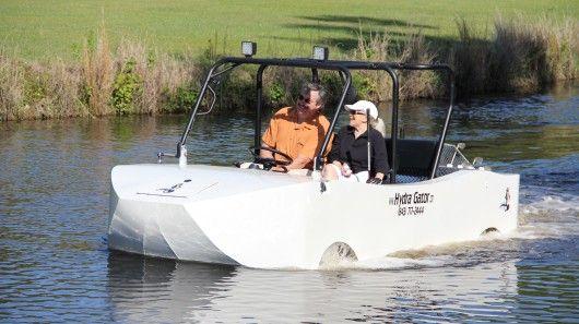 Versatile Amphibious Vehicles