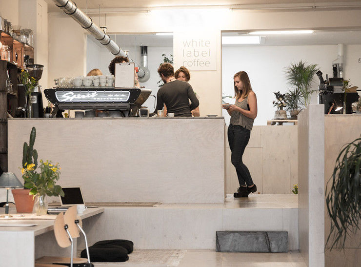 Apartment-Inspired Cafes