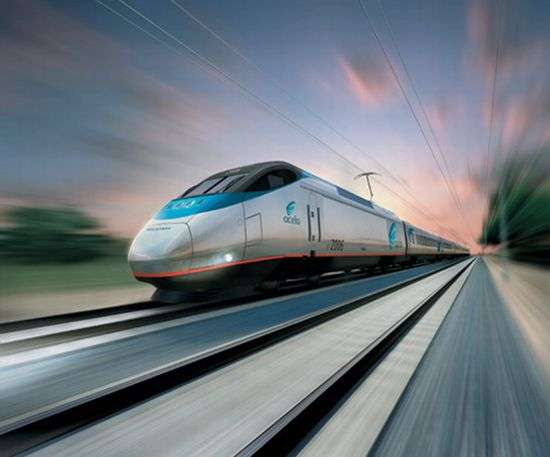 Eco Bullet Trains