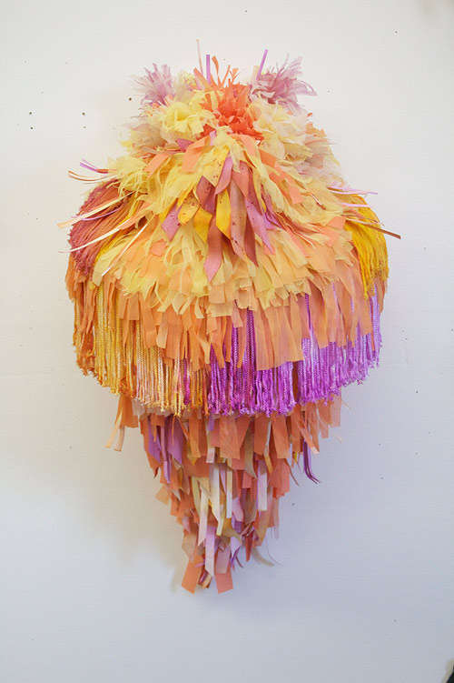 Piñata-Inspired Sculptures