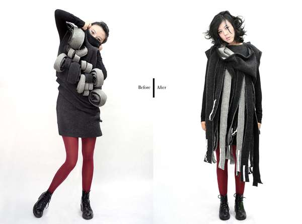 Modular Artistic Garments
