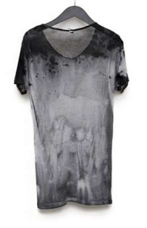 Acid-Washed Altered Apparel