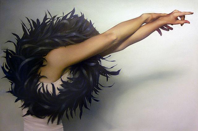 Avian Crown Paintings