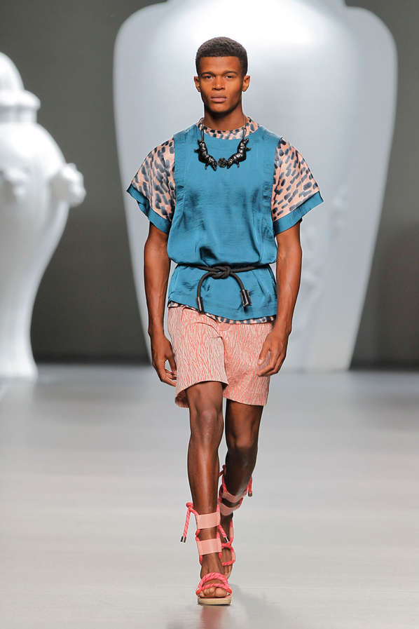 Contemporary African Catwalks