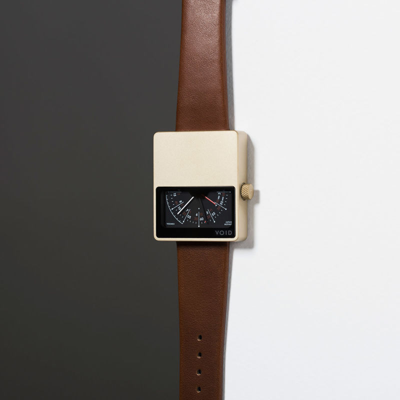 Analog Dial Timepieces