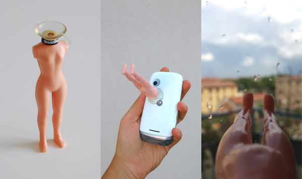 analog smartphone picture accessory