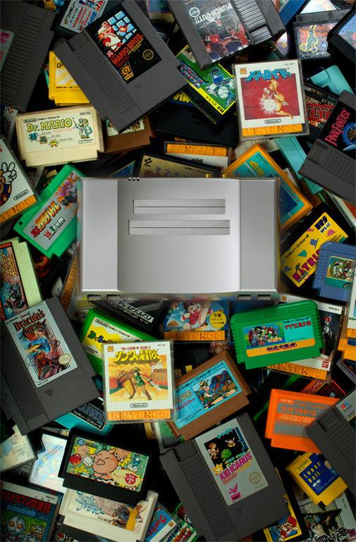 Classic Video Game Revivals