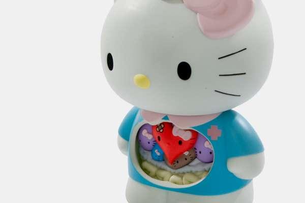 Anatomical Kitten Dolls