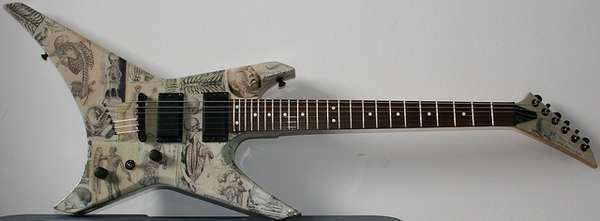 Skeletal Guitars