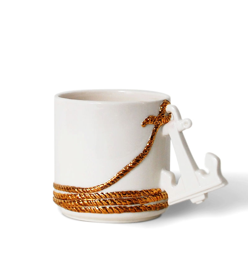 Nautically Roped Dishware