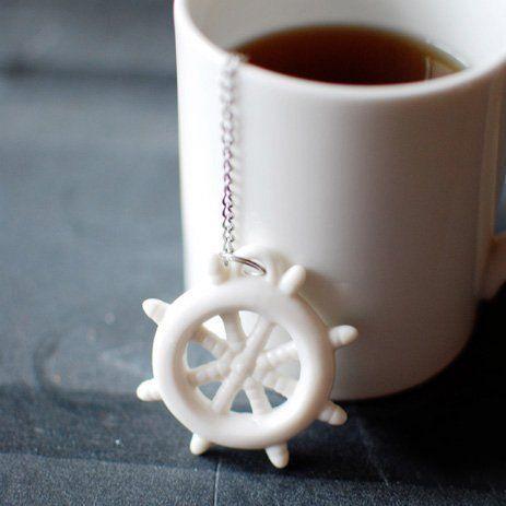 Nautical-Inspired Tea Infusers