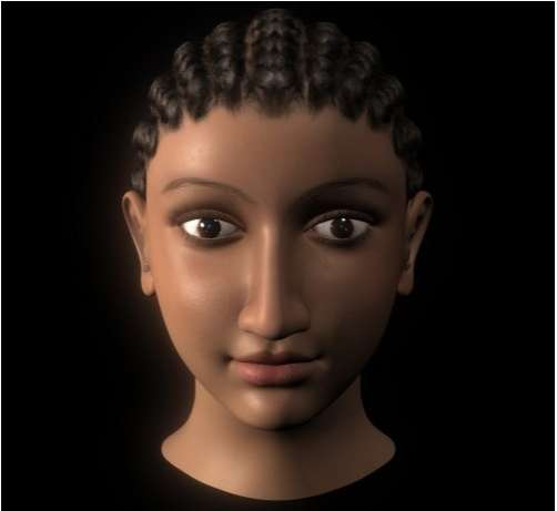 Ancient Egyptian Facial Reconstructions