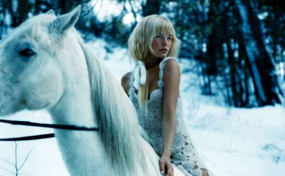 Snow Queen Shoots