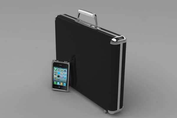Luxurious Security Cases