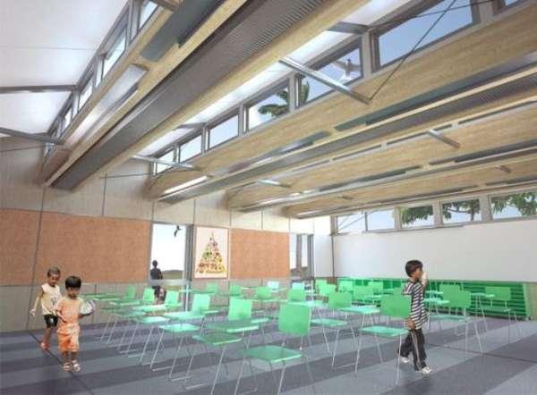 Green Classroom Concepts
