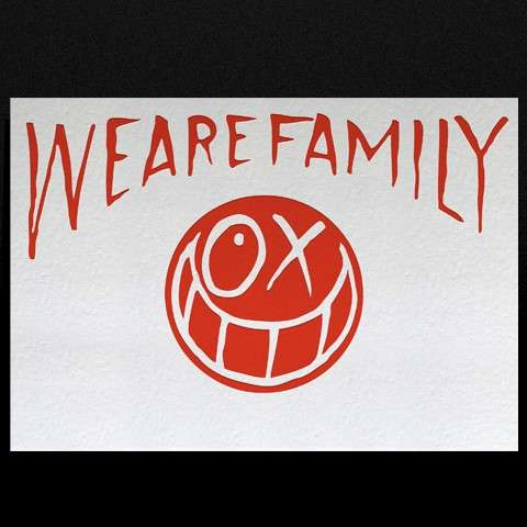 Andre x Japan Flag We Are Family