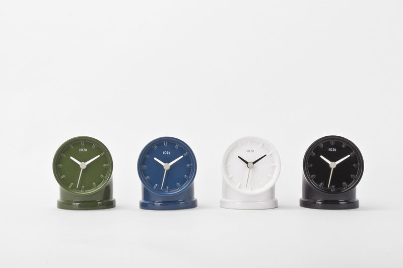 Industrially Designed Clocks