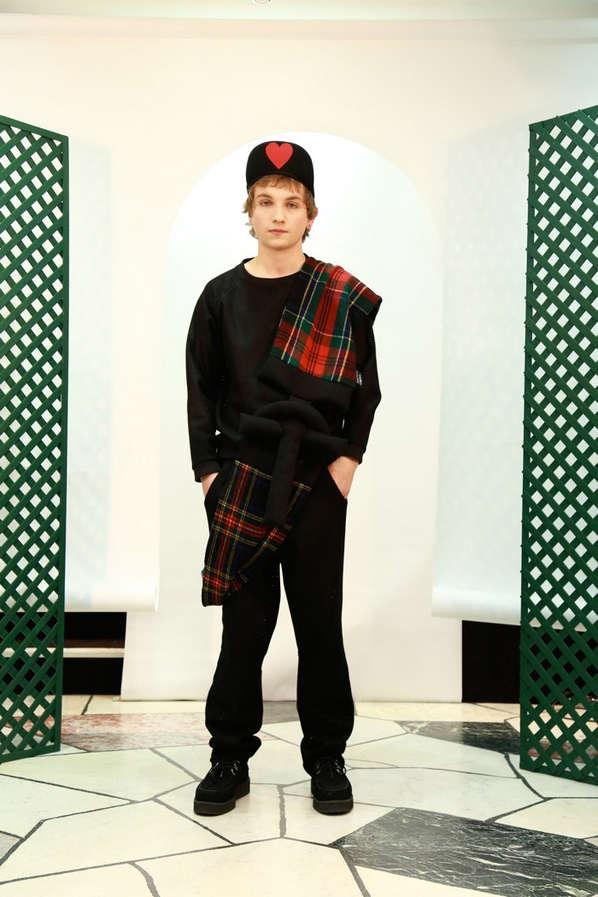 Hipster Highlander Streetwear