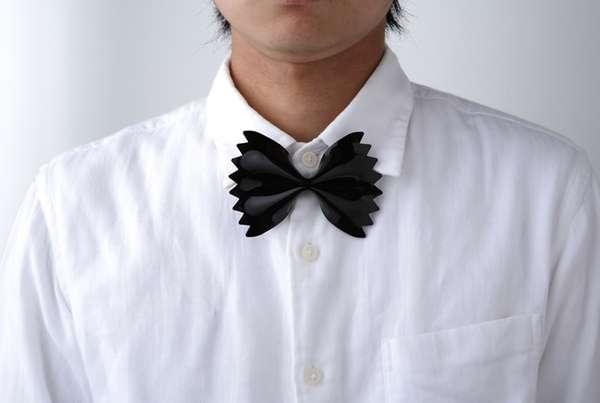 Pasta-Inspired Formal Wear