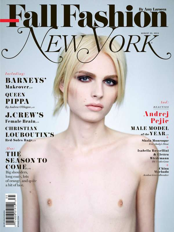Andrej Pejic New York