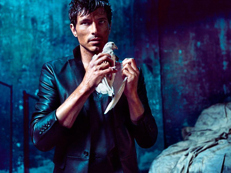 Andres Velencoso Segura for Esquire Espana