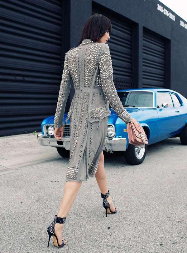 Studded Urban Fashion