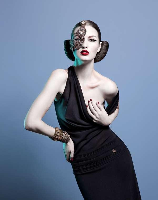 Manipulative Masquerade Women