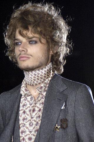 Androgynous Gypsy Fashion