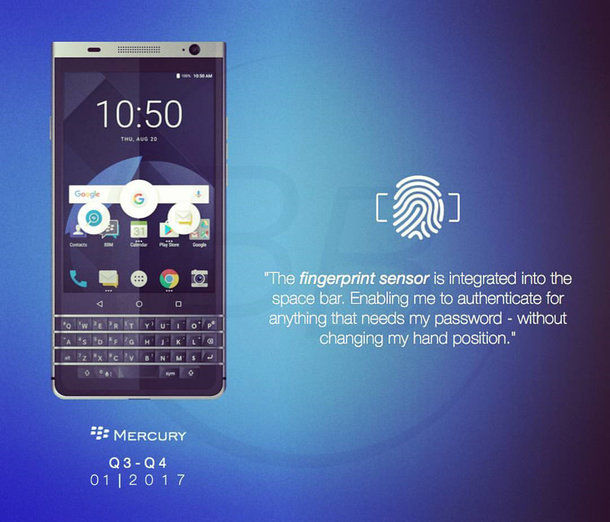 Keyboard-Integrated Android Smartphones