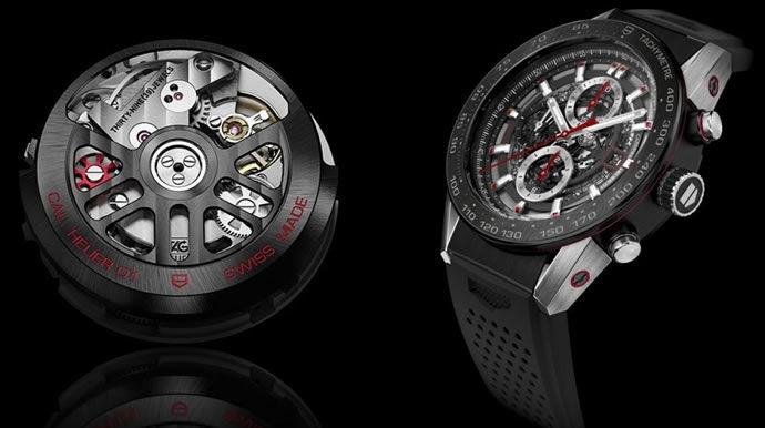 Dark Luxurious Smartwatches