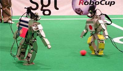 Robot Soccer
