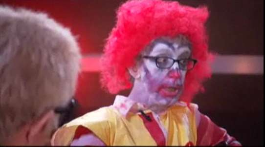 Ronald McDonald Mockeries
