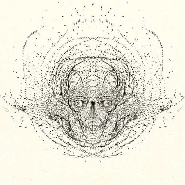 Rorschach Test Skulls