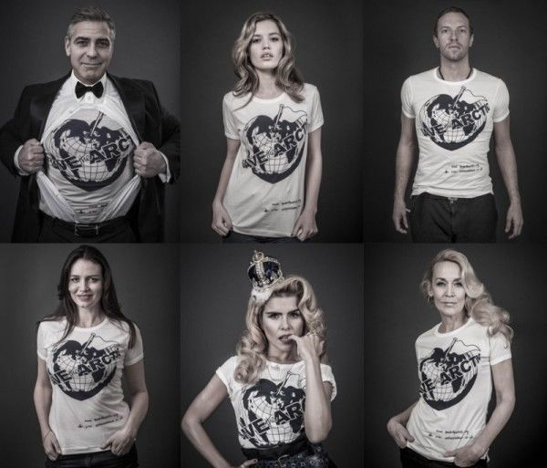 Arctic-Saving T-Shirt Ads